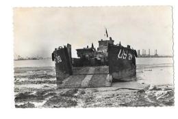 (11503-14) Normandie - Arromanches Les Bains - 1944 - Port Winston Churchill - Barge De Débarquement - Non Classés