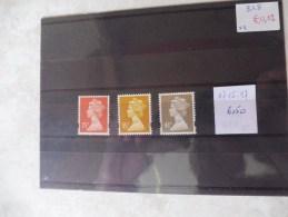 Grande Bretagne Serie Reine  En Neuf  1715/17 - Neufs