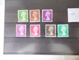 Grande Bretagne Serie Reine  En Neuf  1876/82 - Neufs