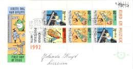 1992   NVPH 302 - FDC