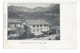 15826 - Pension Dubuis Corbeyrier Sur Aigle - VD Vaud