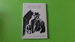 Drieluik Van Vuur En Water Door Jan Decraene, 1984, 64 Pp. - Books, Magazines, Comics
