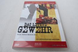 """DVD """"Das Letzte Gewehr"""" Ein Mörderischer Western, Cameron Mitchell, Carl Moehner, Harris Cooper, Ketty Carver - Musik-DVD's"""