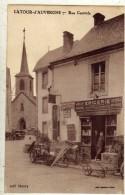 LATOUR-d´AUVERGNE  Rue Centrale - Autres Communes