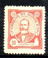 T1443 - HONDURAS , Yvert N. 82  * - Honduras