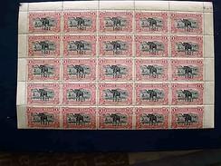 BELGISCH CONGO NR 91** (X31) POSTFRIS - 1894-1923 Mols: Nuevos