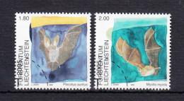Liechtenstein Usati:  N. 1330-1  Lusso