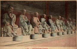 CHINE CHINA CANTON - Buddhas - China