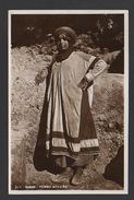 DF / ALGÉRIE / FEMME BÉDOUINE / CIRCULÉE EN 1940 - Algeria