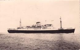 CPA - Paquebot - Général Leclerc - Compagnie Maritime - Chargeurs Réunis - Steamers