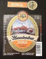 Germany -  Private Landbrauerei Scheuerer - Moosbacher Zoigl - Moosbach/Bayern - Bière