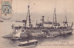 CPA - Le Fleurus - Croiseur Torpilleur - 466 - Guerra