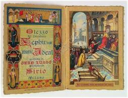 Calendarietto - Calendar - Profumeria Sirio - Venezia Del Secolo XV - 1913 - Sin Clasificación