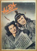 Rivista Femminile - Alba - 28 Novembre 1948 - Anno XXVI N? 48 - Moda Bellezza - Livres, BD, Revues