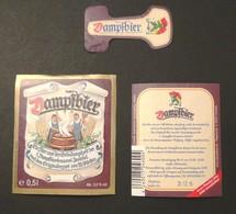 Germany -  1.Dampfbierbrauerei Zwiesel W. Pfeffer - Dampfbier - Zwiesel/Bayern - Bière