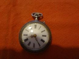 Belle Montre Gousset Femme Pour Restauration - Horloge: Zakhorloge