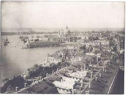 Venezia - Panorama Con S. Marco - Navi E Barche A Vela - Primi 900 - Early XX C. - Photos