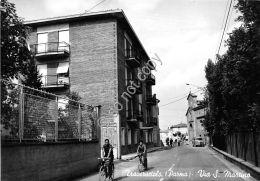Cartolina - Postcard - Traversetolo -  Via S. Marino - Animata - '60 - Non Classificati