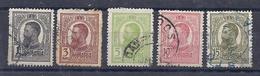 160026761   RUMANIA  YVERT    Nº  215/220  (EXCEPT  Nº 219) - 1881-1918: Charles I
