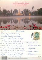 Mae Hong Son, Thailand Postcard Posted 2001 Stamp - Thailand