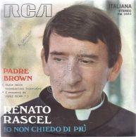 """Disco 7"""" - 45 Giri - Renato Rascel - Padre Brown - RCA - 1970 - EX - Musica & Strumenti"""