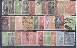 160026765   RUMANIA  YVERT    Nº  264/5/6/7/8/270/1/2/3/4/5/6/7/8/9/9a/81/2/3/4/5/7/8/8b/9/90/2/2a/3/4/9/300 - 1918-1948 Ferdinand, Charles II & Michael