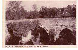 Saint (St) Varent - Le Vieux Pont Sur Le Thouaret - Autres Communes