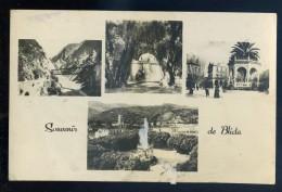 Cpa  D´ Algérie Souvenir De Blida   JIP48 - Blida