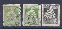 160026766   RUMANIA  YVERT    Nº  301/301A - Used Stamps
