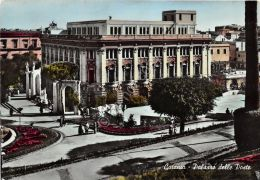 Cartolina - Postcard - Catania - Palazzo Delle Poste - 1959 - VG - Italia