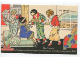 Maréchaux Biscuit Olibet Publicité - Andere Zeichner