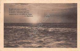 Cartolina - Postcard - Mare - Poesia Barbieri - 1932 - Unclassified