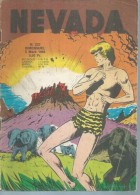 NEVADA  N° 227  -   LUG  1968 - Nevada