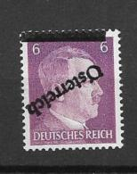1945 MH Austria, Inverted Overpirnt, Expertised - 1945-.... 2nd Republic