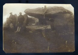 Photographie Ancienne Du 22 -- Ballade à Perros Guirec  JIP48 - Lieux
