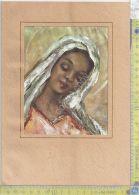 La Madonna Negra - M. Sacchettini Bailo - Edizioni D'arte Alma - Casa Del Missio - Incisioni
