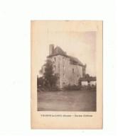 55_THONNE LA LONG_ Ancien Chateau - Frankreich