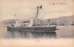Cartolina - Postcard - Marina -  R. Nave  Iride - NVG - Cartoline