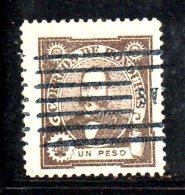T1444 - HONDURAS , Yvert N. 83  Usato - Honduras