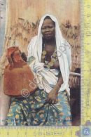 Cartolina - Postcard  - Scenes Et Types D'Egypte - Femme Saudanaise - Europe