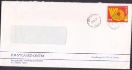 Norway PER NYGAARD-OESTBY International Consulting In Dentistry ØSTERÅS 1983 Cover Brief (2 Scans) - Briefe U. Dokumente