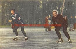 Kortebaanrijderij In Drente - Sports D'hiver