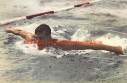 John Davies één Van 's Werelds Beste Vlinderslagzwemmers - Natation