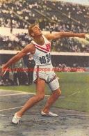 Bob Mathias Olympisch Kampioen Tienkampen 1948 En 1952 - Athlétisme