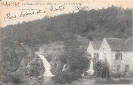 Saut Du Gouloux - La Cascade - Frankrijk