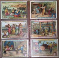 Figurine Liebig - Italia - Sang. 659 - Cina 1? (scene Di Vita) - 1901 - Liebig