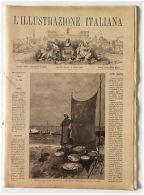 L'Illustrazione Italiana - F.lli Treves - Milano - 1877 - Engraving Magazine - Incisioni