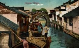 CHINESE VILLAGE - China
