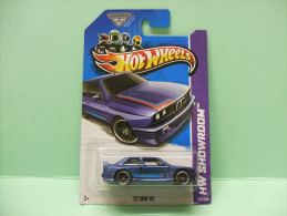 BMW M3 1992 - HW Showroom 2013 - All Stars - HOTWHEELS Hot Wheels Mattel 1/64 US Blister - HotWheels