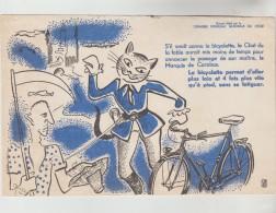 BUVARD PUBLICITAIRE TRANSPORT VELO - Chambre Syndicale Nationale Du Cycle - Moto & Vélo